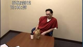 Israel Keyes Interview, June 7, 2012