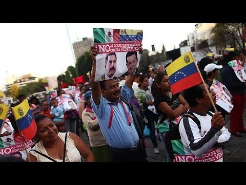 Venezuela ends relations with Panama as it remembers Chavez