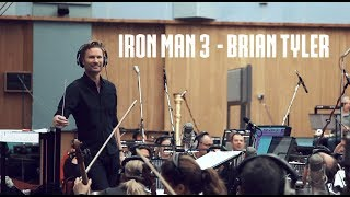 Gambar cover Brian Tyler - Iron Man 3 Recording Session