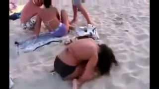 Пьяные девицы море по колено Drunk maidens the sea knee deep #1