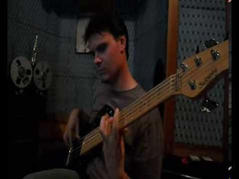 IMAGERY - SECOND ALBUM RECORDINGS SESSIONS - BASS 1