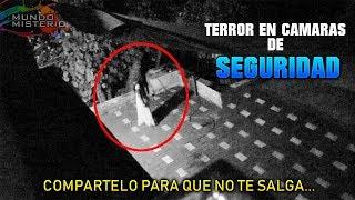 10 Videos Más Aterradores Captados Por Cámaras De Seguridad   Mundo Misterio