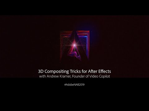 3D Compositing Tutorial In After Effects | Adobe Creative Cloud