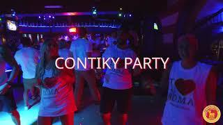 Contiky Party al Seven Hills Camping Village di Roma, nel Lazio