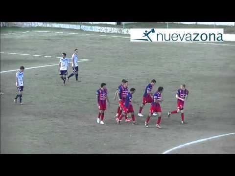 Viale FBC 0-Defensores de Pronunciamiento 2. Los goles
