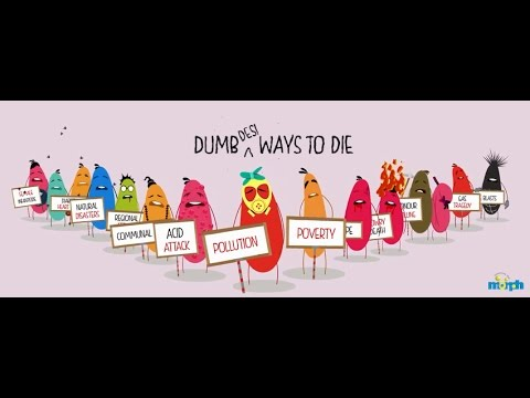 Dumb Ways To Die (In India)