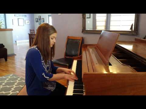 Piano Marvel Competition 2015 - Lauren Gallegos playing 'Oquirrh Mountains Shining' by Kevin Olson