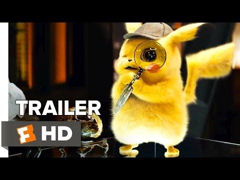 Pokémon Detective Pikachu Trailer #2 (2019) | Movieclips Tra....