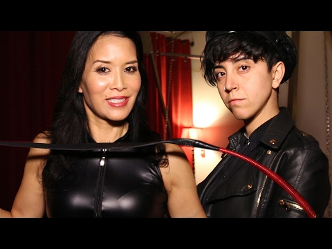 I Spent 24 Hours In A BDSM Dungeon