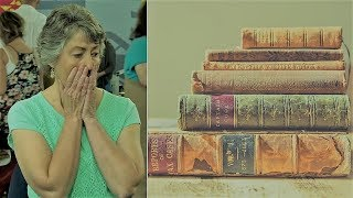 This Woman Kept A Book In The Basement For Years. Then She Learned Its Astounding True Value