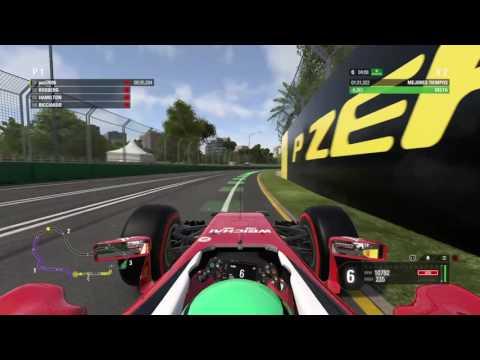 F1 2016 clasi Coop Australia #1