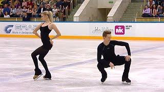 Ритм танец Танцы Предсезонные контрольные прокаты по фигурному катанию 2019 20