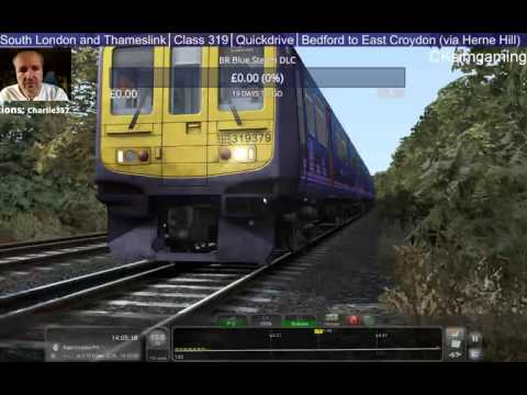 TS2017 Beford to East Croydon via Herne Hill Part 2