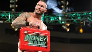 5 Best WWE Money in the Bank Cash-Ins