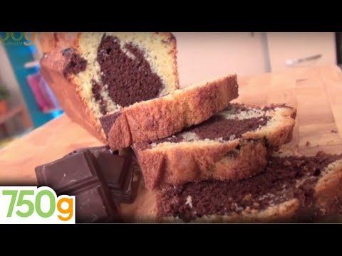 recette-du-marbré-au-chocolat-facile---750g