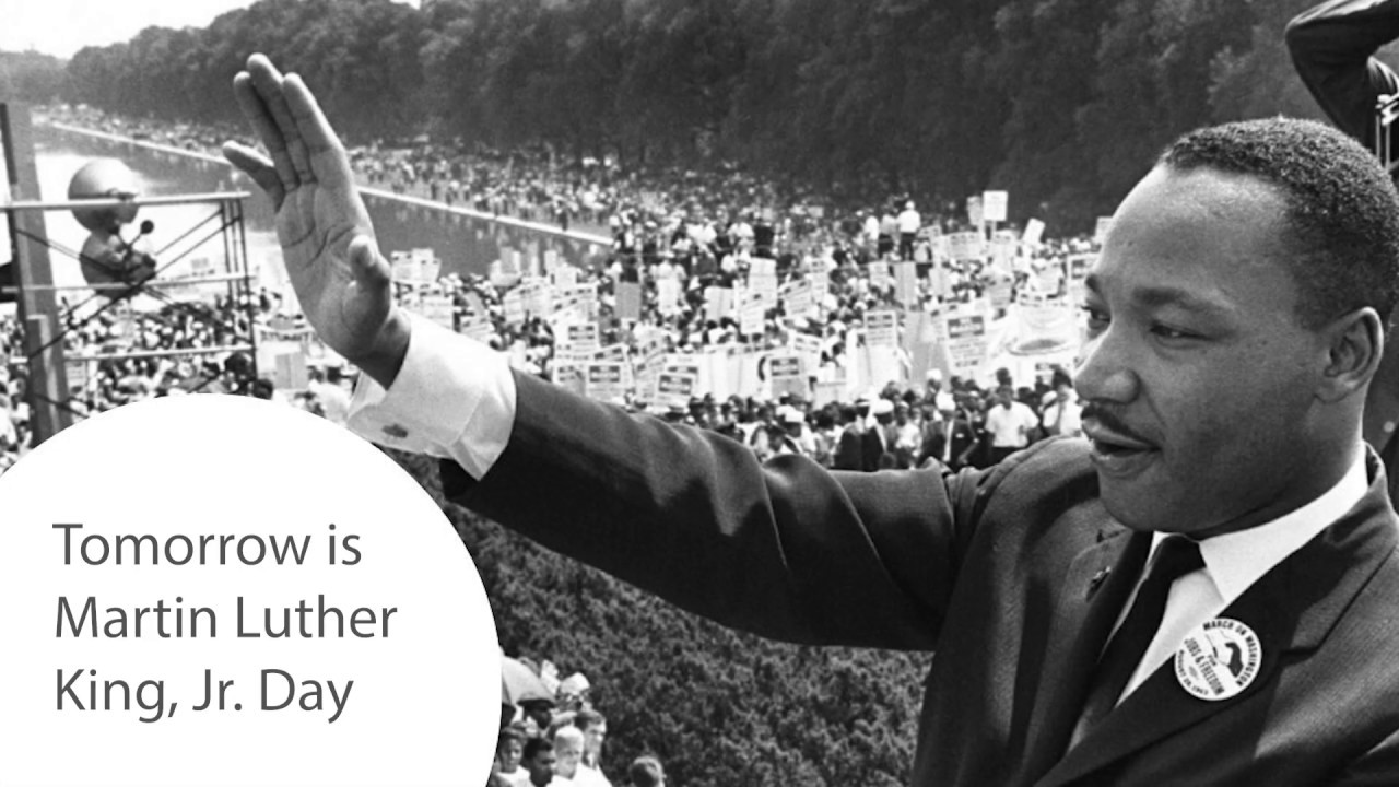 Martin Luther King, Jr. Day 2020 - YouTube