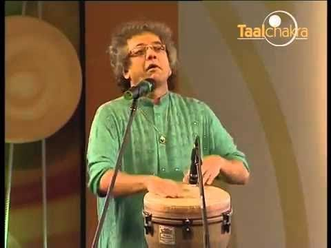 Tofiq Qureshi Playing African Drum Djembe (zimbee Performance) Solo 2017 in India