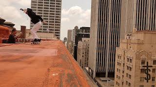 "Matt ""Shmatty"" Chaffin and Dane Vaughn for El Señor New York"