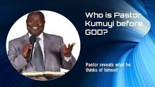 Who is Pastor Kumuyi before God?