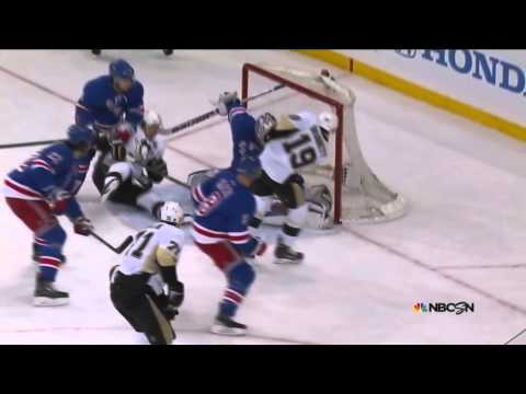 New York Rangers Stanley Cup Playoffs 2014