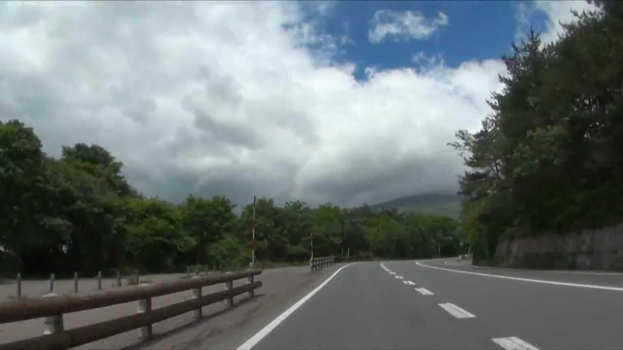国道146号 長野県北佐久郡軽井沢...