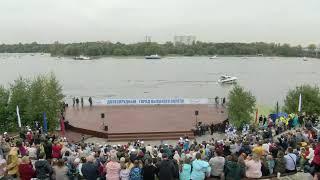 Праздник на воде в акватории Котовского залива.