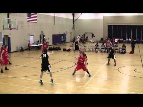 The Minnesota Basketball Academy vs Dakota Phenom