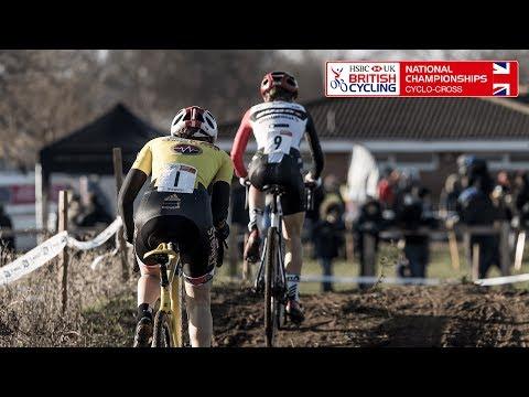 Live: 2018 HSBC UK | National Cyclo-Cross Championships