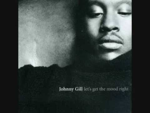 Johnny Gill Let