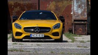 Totalcar TV: Mercedes AMG GTS - 2015. 8. évad 4. rész