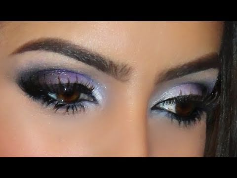 Maquiagem para baile de formatura vestido azul