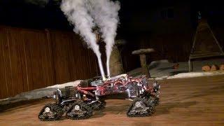 rc adventures real smoke kit sound kit hd overkill the juggernaut radio control truck