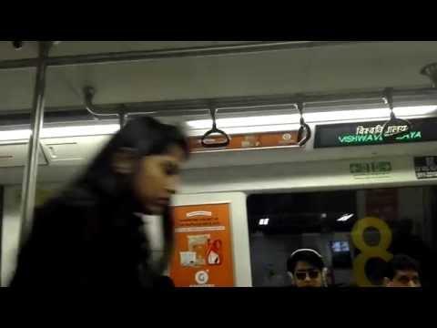 Delhi Metro Yellow Line