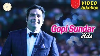 Gopi Sundar Hits Jukebox | Best Songs From Gopi Sundar