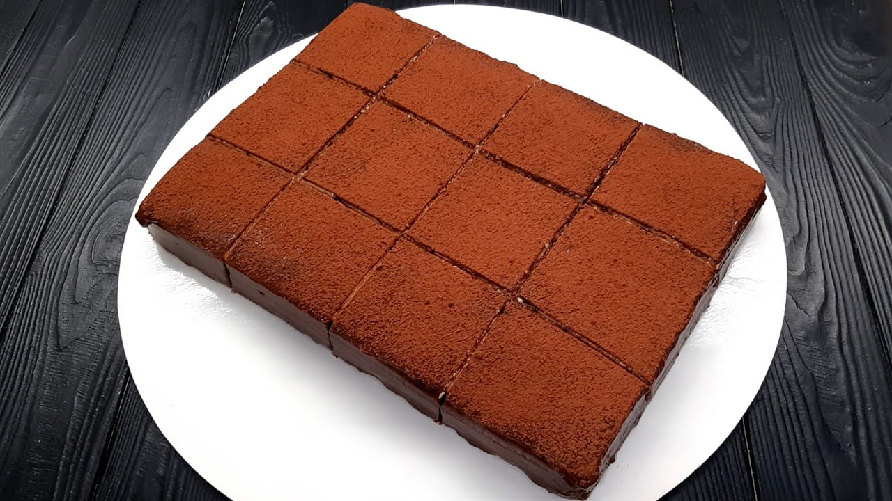 Peçenye Tortu Resepti - Tez Hazırlanan Bişməyən Tort Resepti - Asan və Ləzzətli Peçenyeli Tort