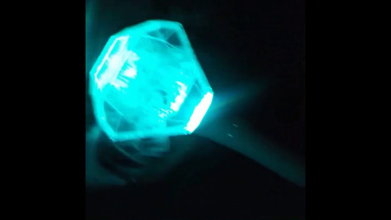 샤이니 Lightstick Diamond SHINee World 2017 - YouTube for Light Stick Shinee  131fsj