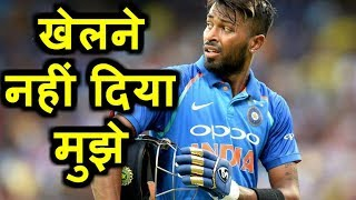 INDvAUS 2nd ODI || Hardik Pandya के विकेट पर हुआ बवाल..