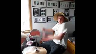 indiana jones drum cover positive feedback only