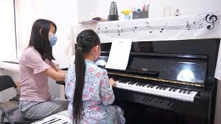 Piano Lesson Jingle Bells Duet