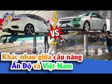 Ông Lão 20 Năm Trong Nghề Nói Gì Về Các Loại Cầu Nâng 1 Trụ Rửa Xe ô Tô Hiện Nay | Công Ty TAHICO