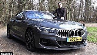 Yeni BMW M850i 530 Beygirgucu Test ve Inceleme TR'de Ilk Kez