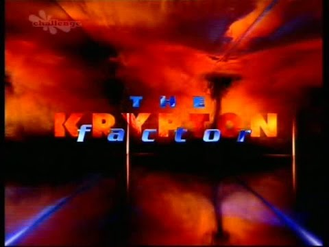 The Krypton Factor 28.08.1995