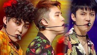 Video 《POWERFUL》 EXO - Ko Ko Bop @인기가요 Inkigayo 20170730 download MP3, 3GP, MP4, WEBM, AVI, FLV Agustus 2017