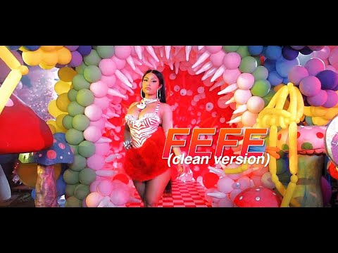 6ix9ine - FEFE (Official Clean Version) Ft. Nicki Minaj And Murda Beatz