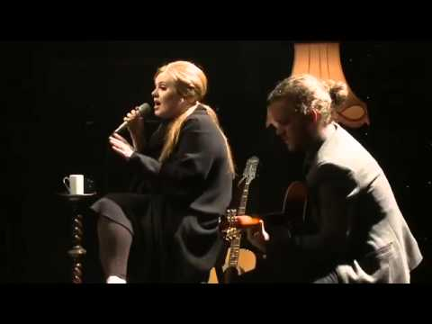 Adele live live at The Tabernacle - By -zizou