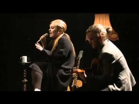 Adele   at The Tabernacle   zizou