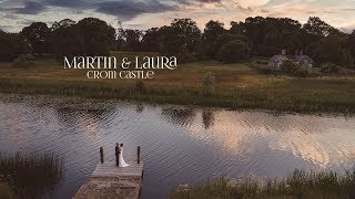 Martin and Laura's Crom Castle Wedding