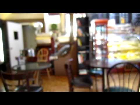 Tourist at home - Coffee in Saratoga