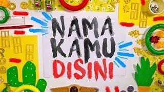 100 NAMA PALING PASARAN | Stop Motion by Aulion