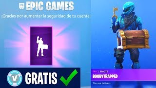 How to GET THE NEW FREE PIRATA TRAMPA BAILE in Fortnite NOW!